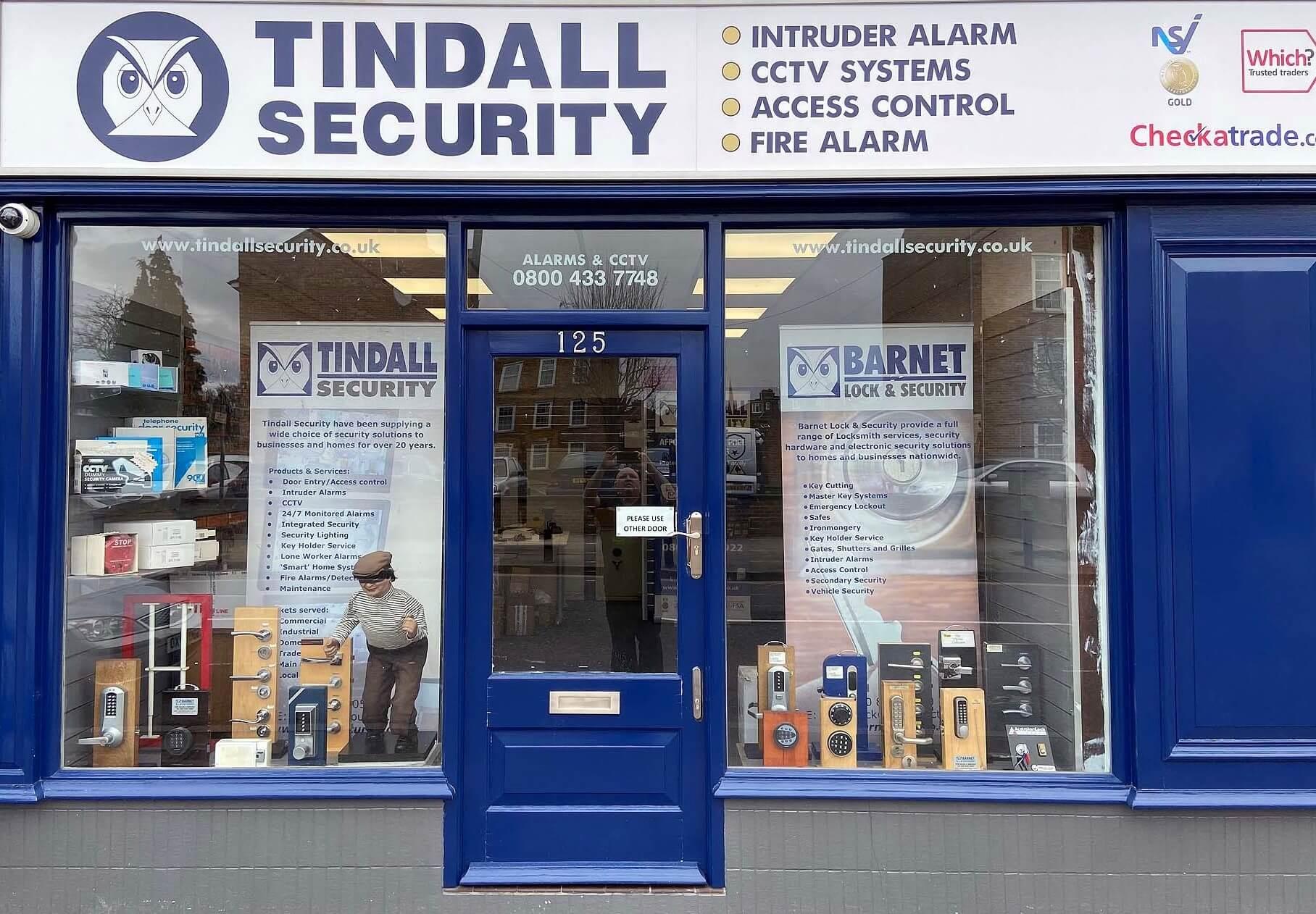 Tindall & Barnet Lock